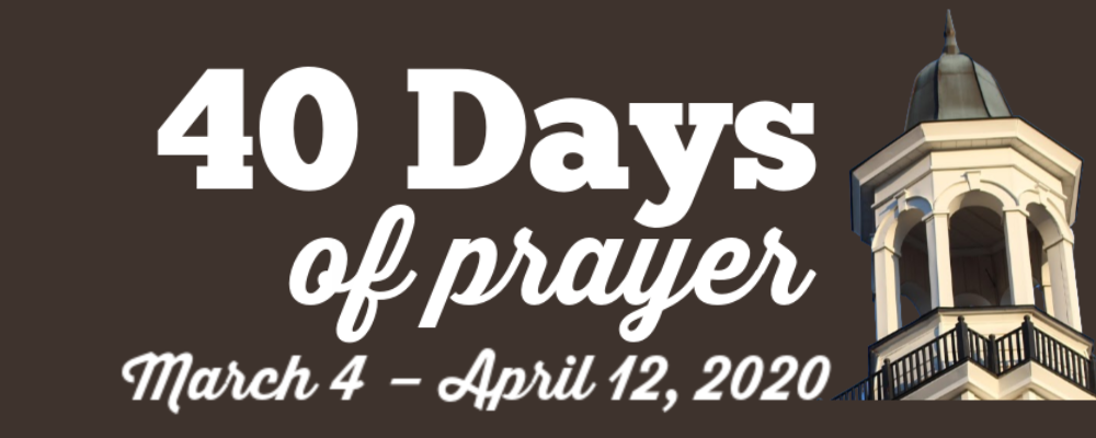 40 Days Slider 2020